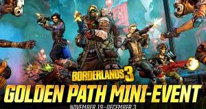 Остання міні-подія у Borderlands 3: прокачай свого персонажа на максимум!