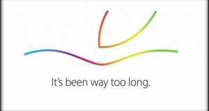 Прямая трансляция презентации Apple iPad Air 2 и iPad mini (20:00)