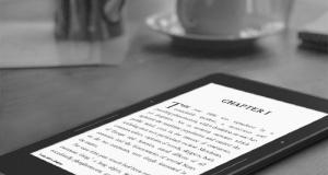 Новая электронная книга Kindle Voyage: шикарный дисплей в удобном форм-факторе