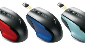 Новая беспроводная мышь Genius NS-6015