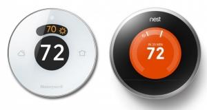 Битва титанов: умные термостаты Nest VS Honeywell