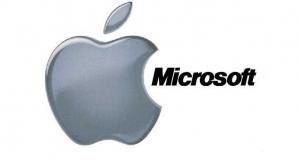 Microsoft vs Apple: пИшите письма мелким почерком