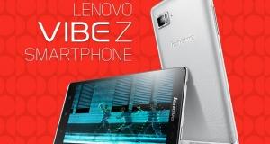 Lenovo Vibe Z: достойный флагман по привлекательной цене
