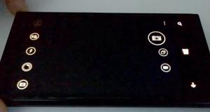 Первый взгляд на приложение камеры Windows Phone 8.1