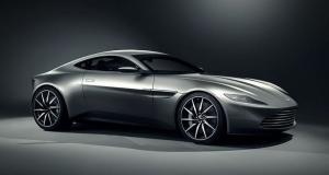 Три Aston Martin DB10 появились на видео