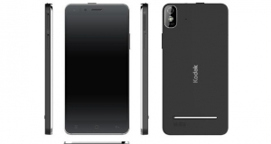 Смартфон Kodak IM5 на Android вскоре выйдет в Великобритании