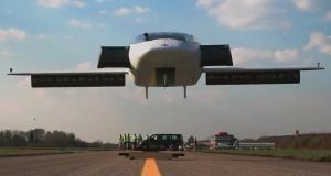 Електролітак Lilium Jet здійснив перший успішних політ (відео)