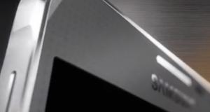 Samsung похвасталась эксклюзивным металлическим корпусом Galaxy Alpha в новом видео
