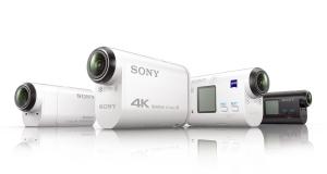Две новые водонепроницаемые Sony Action Cam