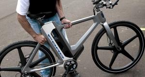 Электрический велосипед от Ford разбирается, чтобы поместиться в багажник