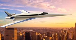Spike Aerospace обновили дизайн сверхзвукового самолета S-512