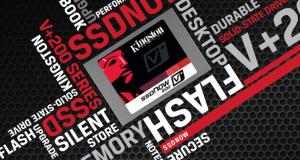 Kingston Digital - новые твердотельные накопители V+200