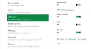 Windows 8 упростит работу в беспроводных и мобильных сетях