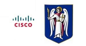 Сотрудничество компании Cisco и Киевской городской государственной администрации облегчит жизнь столицы