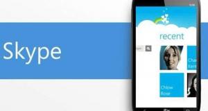 Скоро может выйти Skype для Windows Phone Beta