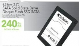 Verbatim SATA-III Solid State Drive