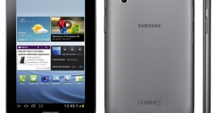 Анонс Samsung Galaxy Tab 2