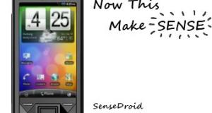Android 2.3 на Sony Ericsson XPERIA X1