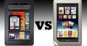 Barnes & Noble выпускает более дешевую версию планшета Nook Tablet с 8 ГБ памяти