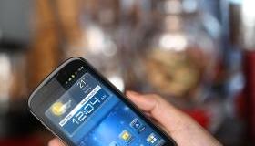 Первый смартфон на базе Tegra с модемом NVIDIA Icera