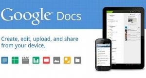 В Google Docs для Android появилась возможность совместной работы