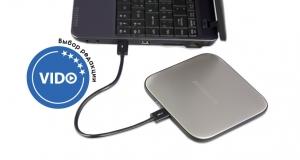 Freecom Mobile Drive 500GB - быстрый и светлый
