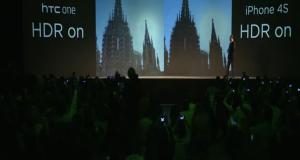 Видео-представление линейки смартфонов HTC One на MWC