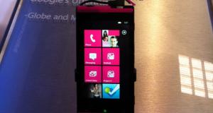 MWC 2012: Fujitsu представляет смартфон для рынка Европы IS12T
