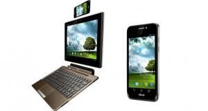 ASUS PadFone и новая линейка планшетов Transformer