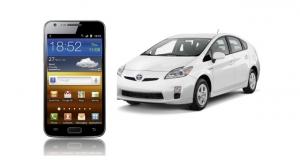 Сотрудничество Samsung и Toyota