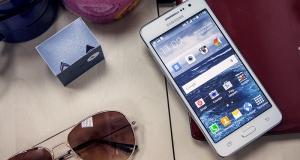 Обзор смартфона Samsung Galaxy Grand Prime: не первый, но второй