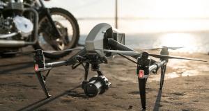 DJI створили коптер з професійною камерою для зйомки фільмів