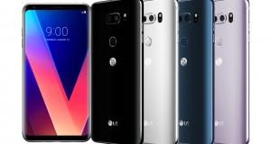 Старт продажів преміального смартфона LG v30+