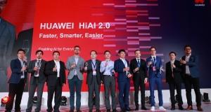 Huawei презентувала оновлену платформу HiAI 2.0 для створення мобільних додатків на базі штучного інтелекту