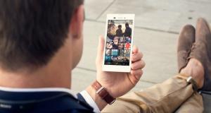 Sony представила Xperia T3 - самый тонкий смартфон в мире