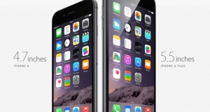 В продажу поступили новые смартфоны iPhone 6 и iPhone 6 Plus
