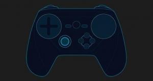 Дизайн геймпада от Steam готов
