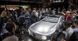 Будущее Mercedes-Benz - это трансформер