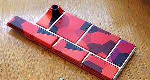 Первый взгляд на смартфон Project Ara