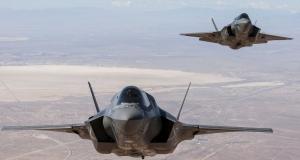 F-35 не смог переиграть более старые самолеты