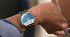 Google представила Android Wear - операционную систему для умных часов