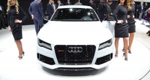 Самоуправляемая Audi RS7 Sportback покажет свои возможности на Хоккенхаймринге