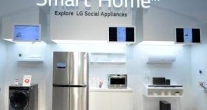 Система контроля бытовой техники – LG Smart Home
