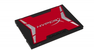 Обзор SSD-диска Kingston HyperX Savage SSD