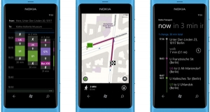 Приложение Nokia Transport для Windows Phone 7
