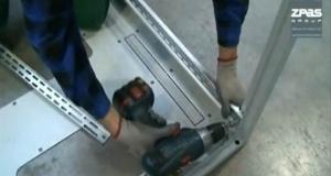 Zpas – видеоинструкция по сборке шкафов серий SZB, SZBD, OTS1