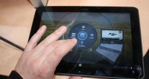CeBIT 2012: Acer Iconia Tab A200 - первые впечатления и живые фото