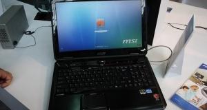 CeBIT 2012: MSI GT70 и MSI GT60 - новые ноутбуки для геймеров