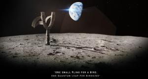 Angry Birds отправляются в космос 8 марта