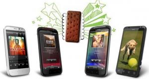 Смартфоны Sensation дождались Android 4.0